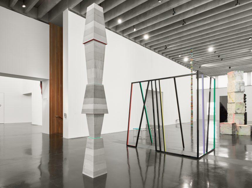 Eva Rothschild, Alternative to Power (installation shot), The New Art Gallery Walsall
