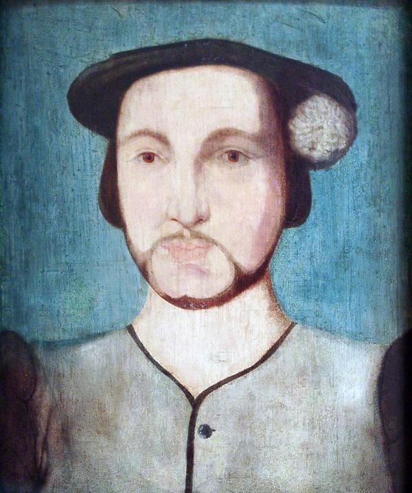 de Lyon, Corneille (follower of) A Portrait of a Man