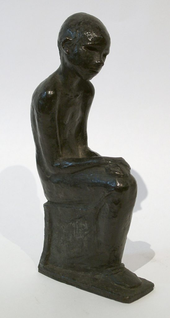 Ehrlich, Georg Seated Boy