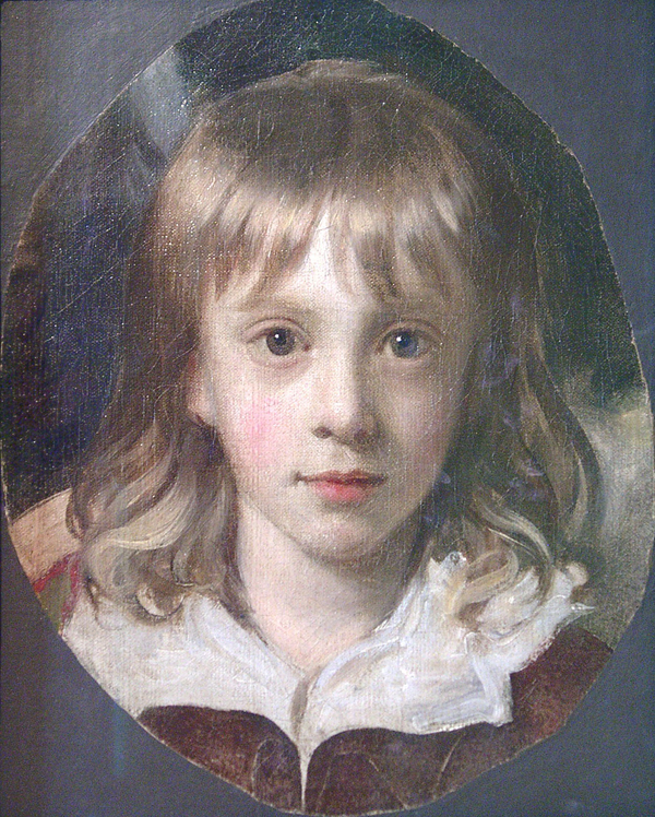 Elmore, Richard (attributed to) Portrait of a Boy