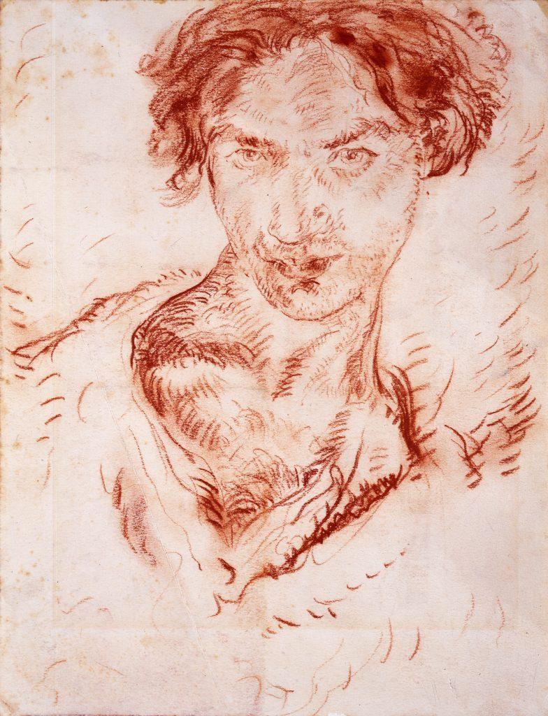 Epstein, Sir Jacob Self Portrait
