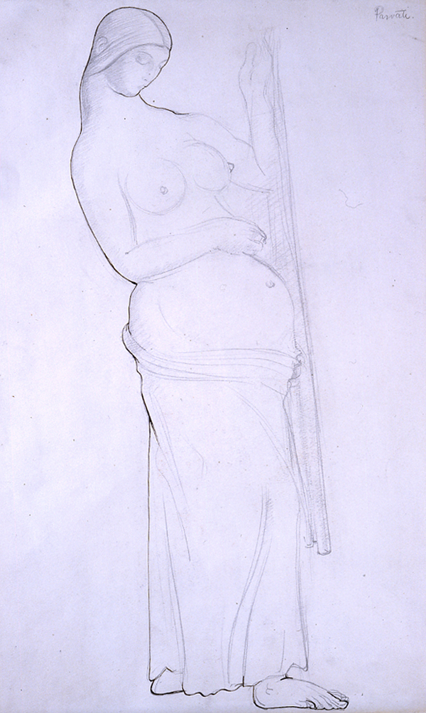 Epstein, Sir Jacob Study of Maternity (Strand Statue)