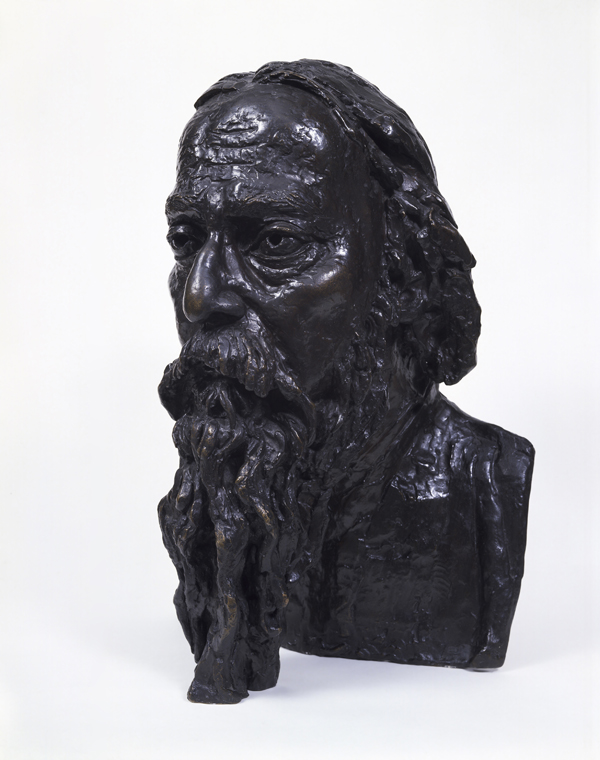 Epstein, Sir Jacob Mask of Rabindranath Tagore
