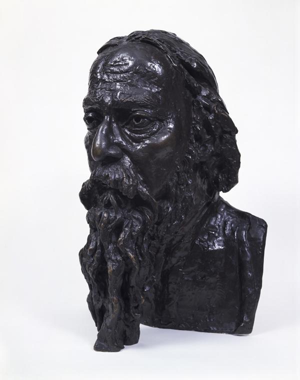 Epstein, Sir Jacob Mask of Rabindranath Tagore