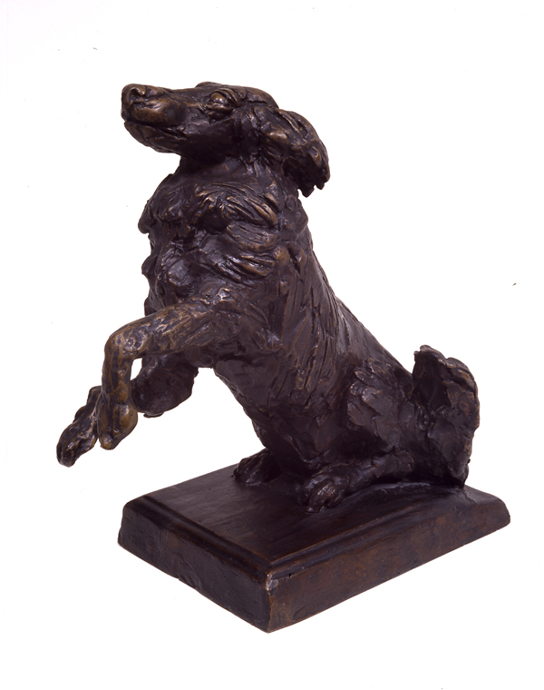 Epstein, Sir Jacob Frisky, the Sculptor's Dog