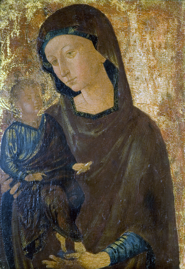 Lombard School, 17th Century The Madonna and Child