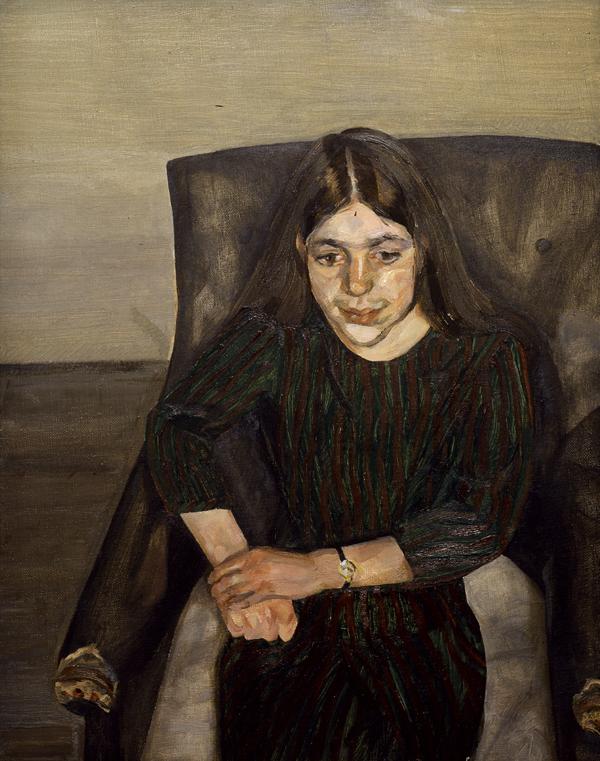 Freud, Lucian Annabel