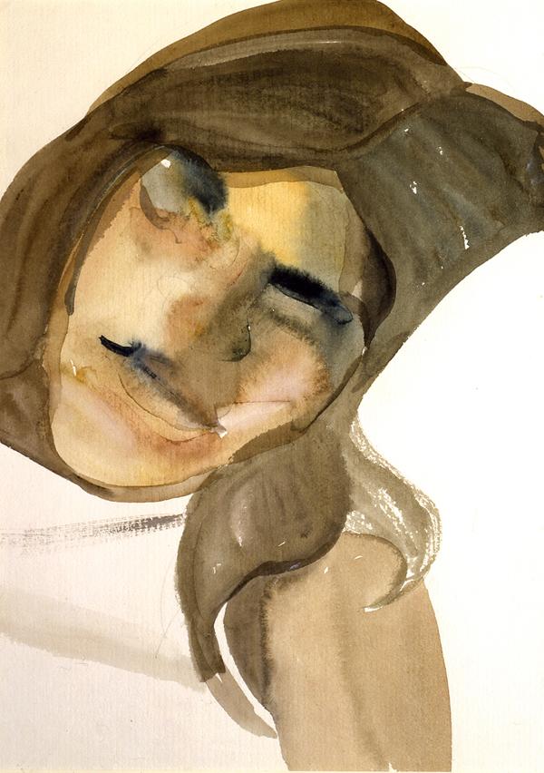 Freud, Lucian Sleeping Girl
