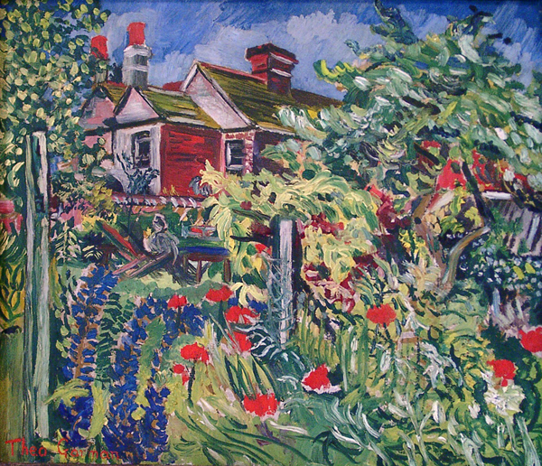 Garman, Theodore Summer Garden, Harting