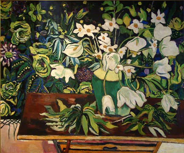 Garman, Theodore Arum Lilies, (Easter Flowers)