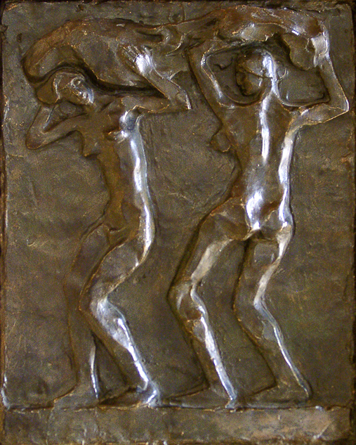 Gaudier-Brzeska, Henri Women Bearing Sacks