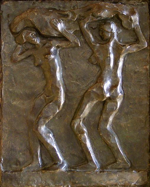 Gaudier-Brzeska, Henri Women Bearing Sacks