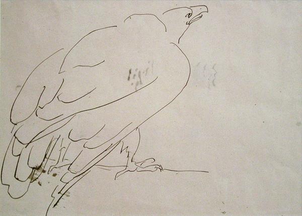 Gaudier-Brzeska, Henri Eagle