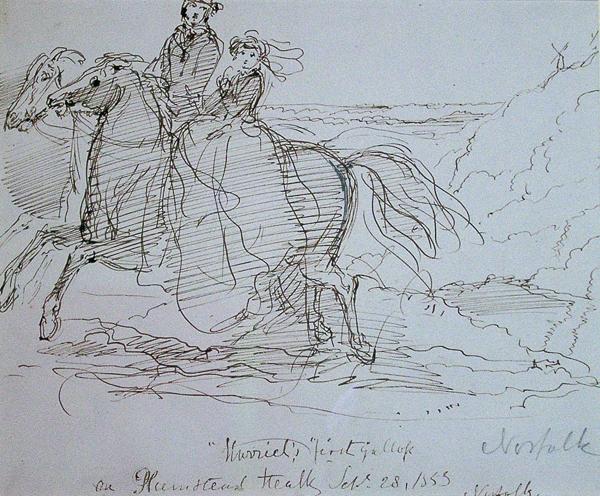 Hayter, John Harriet's First Gallop on Plumstead Heath