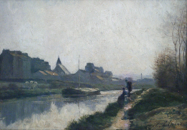 Lepine, Stanislas Le Canal (The Canal)