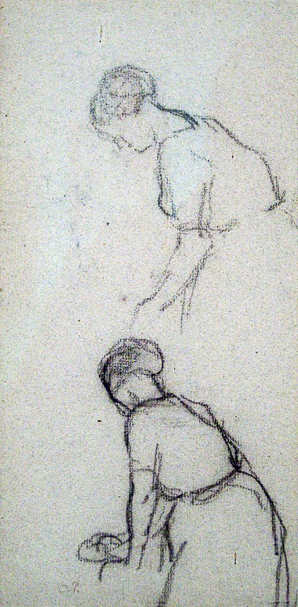Pissarro, Camille Figure Studies
