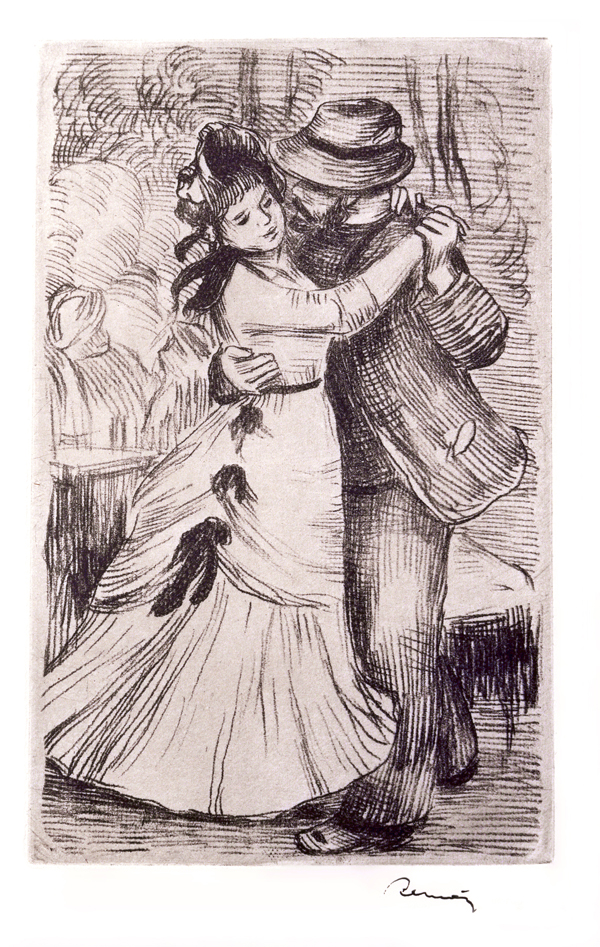 Renoir, Pierre-Auguste La Danse a la Campagne (The Country Dance)