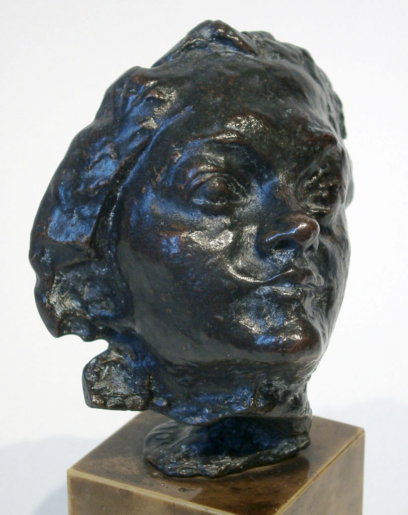 Rodin, Auguste Mask of a Woman