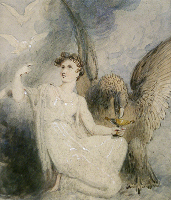 Westall, Richard Lady Charles Harvey