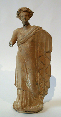 Unknown Greek Terracotta Female Figure