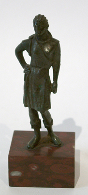 Unknown Roman Bronze Female Figure