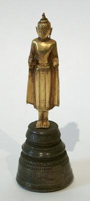 Unknown Siamese Figure of Buddha