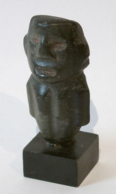 Unknown Mexican Hardstone Male Figure