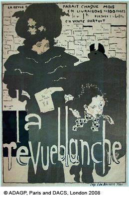 Bonnard, Pierre La Revue Blanche