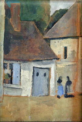 Cardew, Margaret Normandy Village