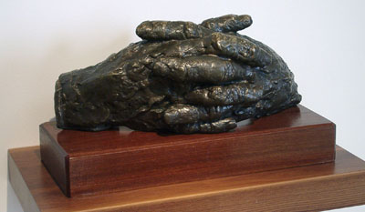 Epstein, Sir Jacob Old Pinager's Hands