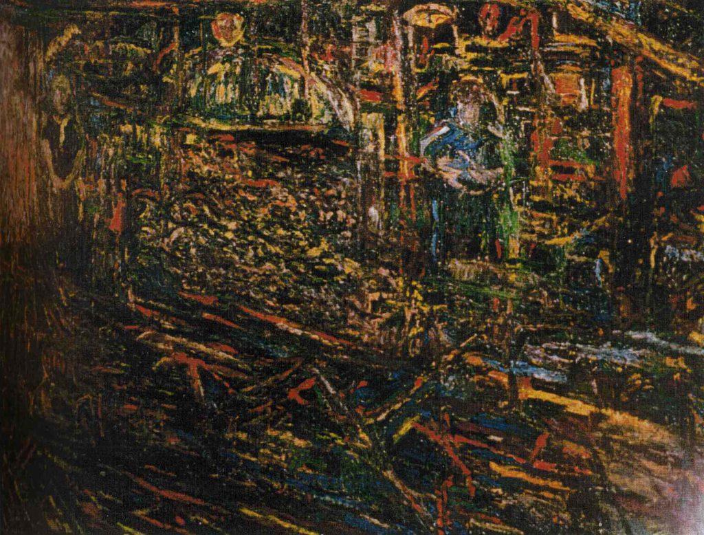 Garman, Theodore The Old Forge, Chelsea (II)