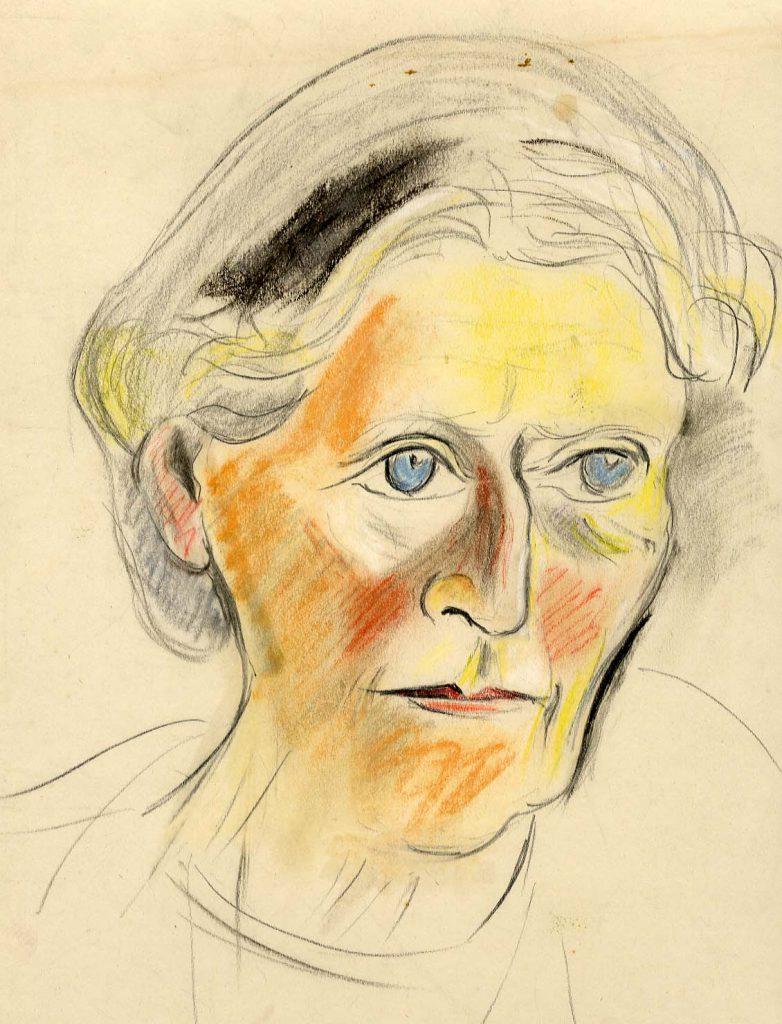 Garman, Theodore Mrs Agnes Brown