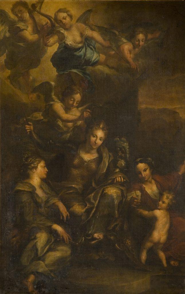 Correggio (after) Allegory of Virtue