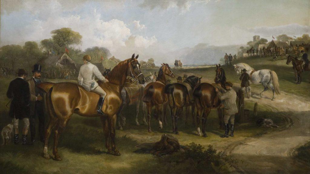 Shayer, Charles Walter Horse Fair