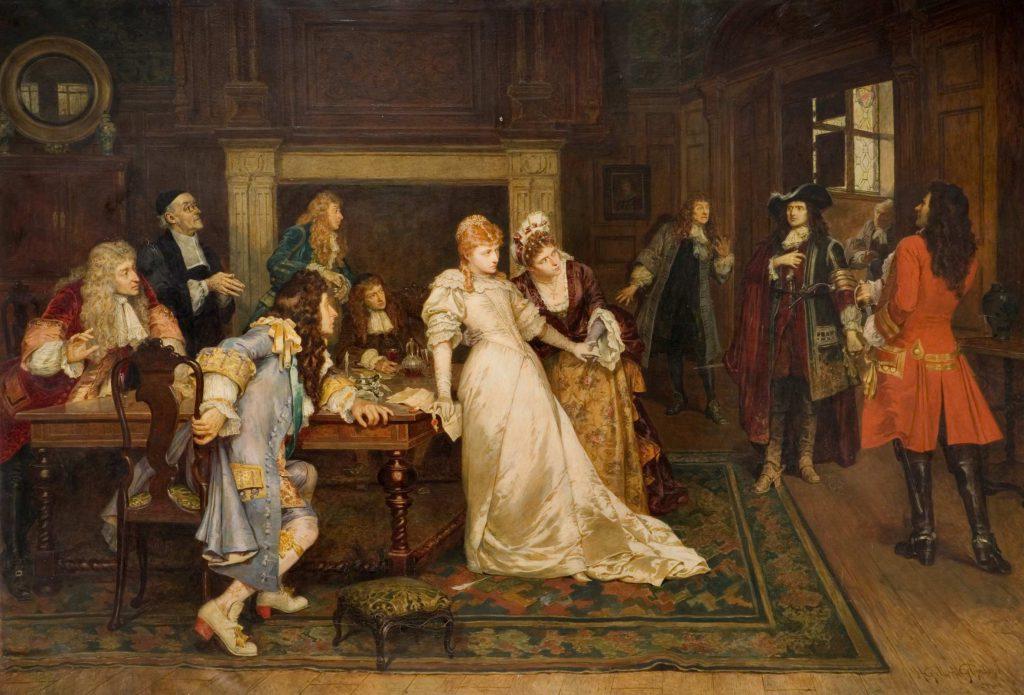 Glindoni, Henry Gillard Bride of Lammermoor