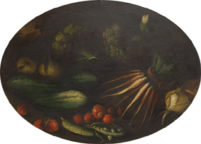 Unknown Still Life (Vegetables)