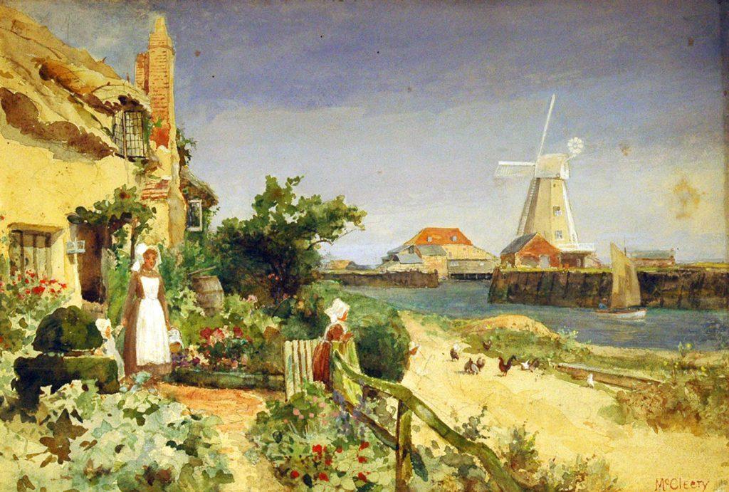 McCleery Dutch Seascape