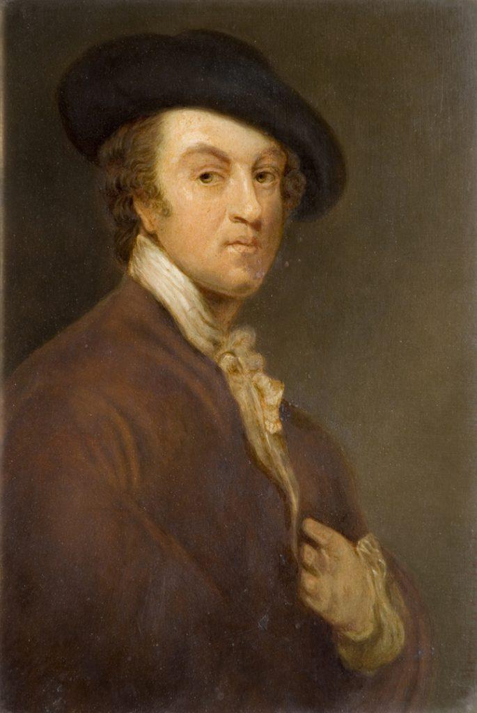 Haynes, A. Portrait of a Man