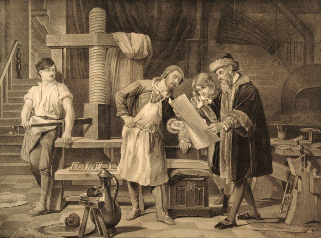 Silber, F. Johan Guttenburg