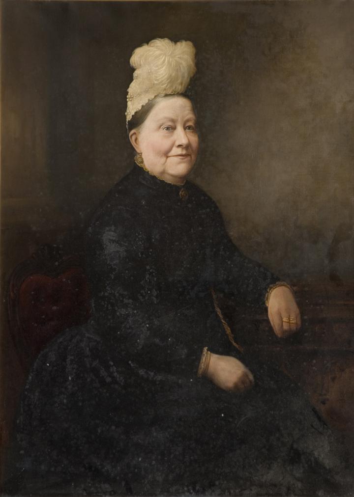 Unknown Eliza Wheway