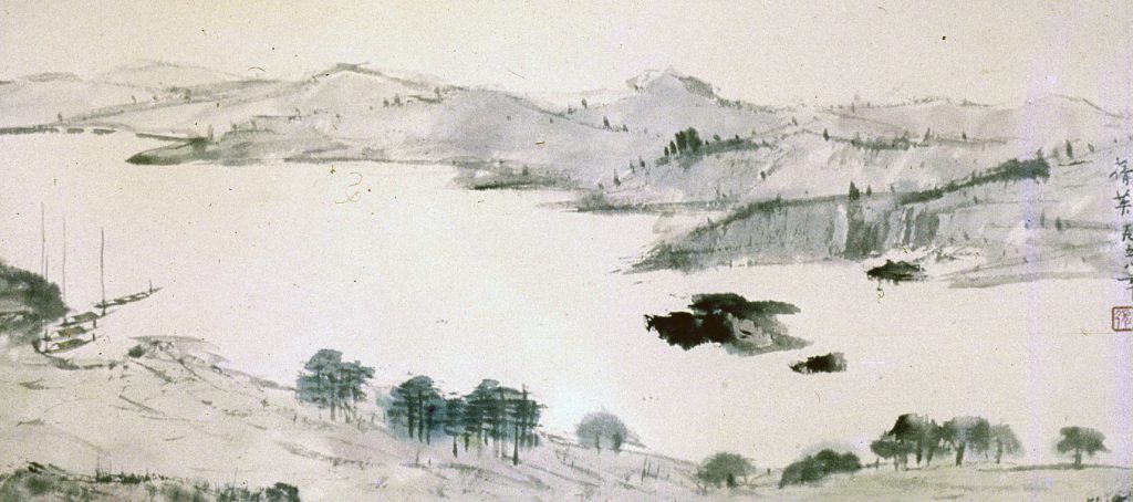 Chen-Wu, Fei Japanese River and Landscape