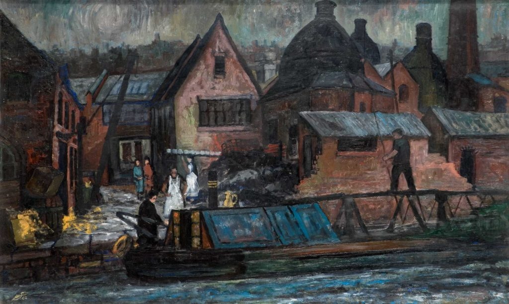 Smith, H.H. Canal, Middleport