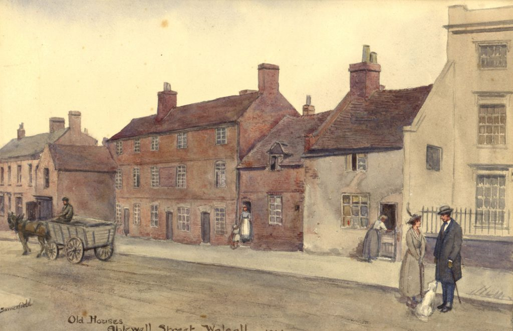 Somerfield, Henry Old Houses, Abelwell Street