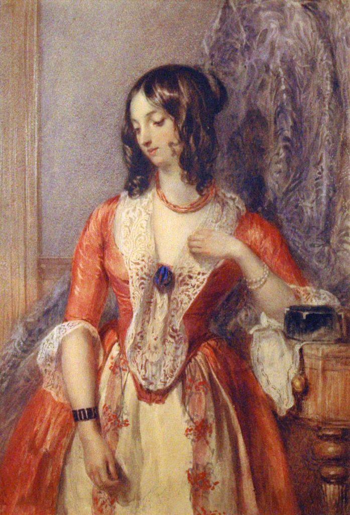 Stone, Frank Portrait of a Lady