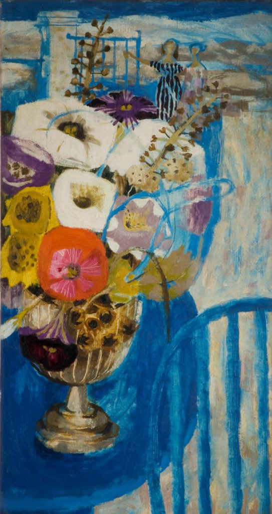 Fedden, Mary Flowers in Tuscany