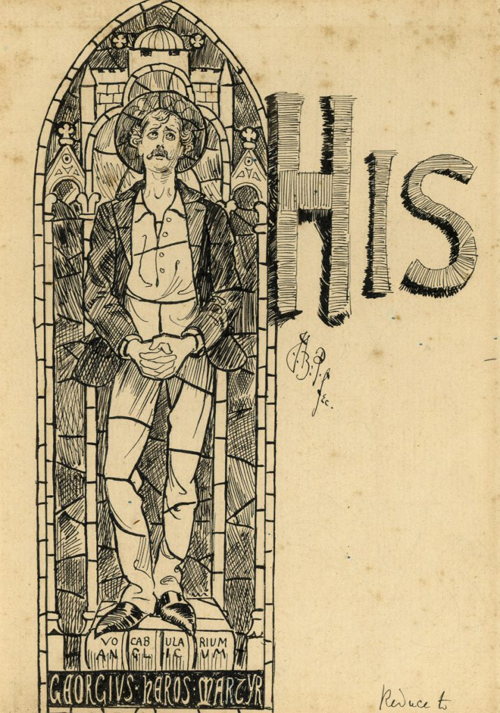Partridge, J.B. His