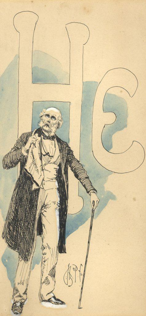 Partridge, J.B. He
