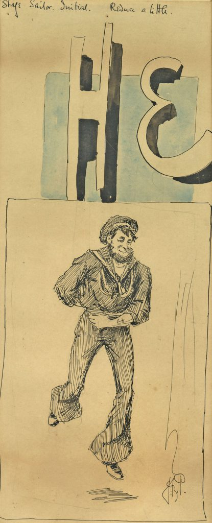 Partridge, J.B. Stage Sailor