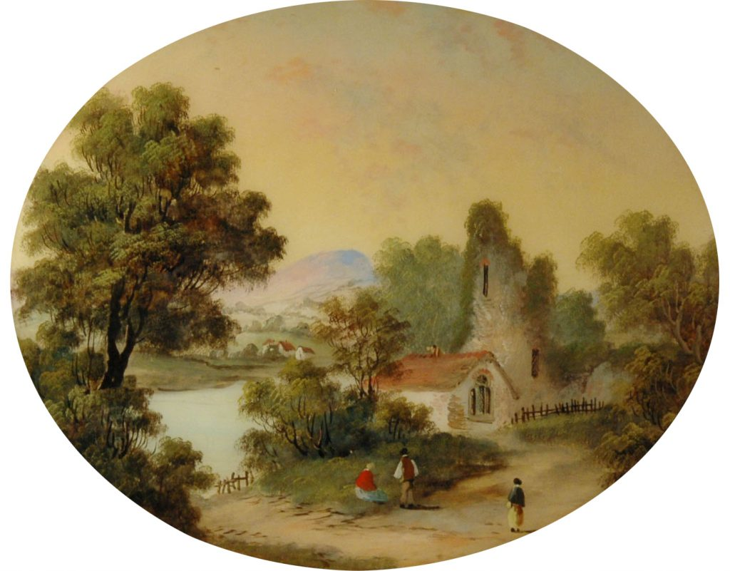 Unknown Landscape