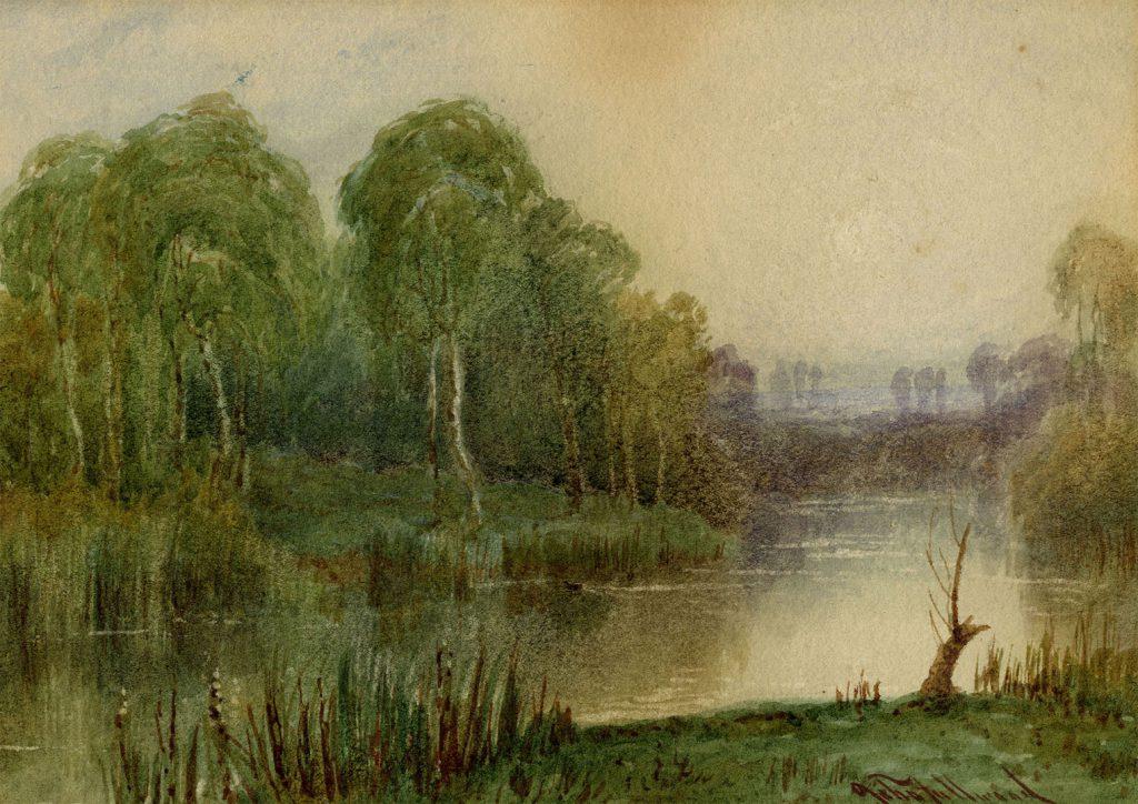 Fullwood, John Landscape